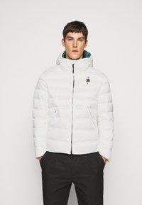 Blauer - GIUBBINI CORTI IMBOTTITO - Down jacket - white - 3
