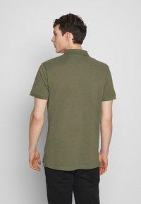 Esprit - Koszulka polo - khaki green - 2