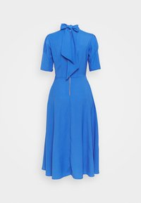 Closet - TIE BACK A LINE DRESS - Kjole - blue - 7