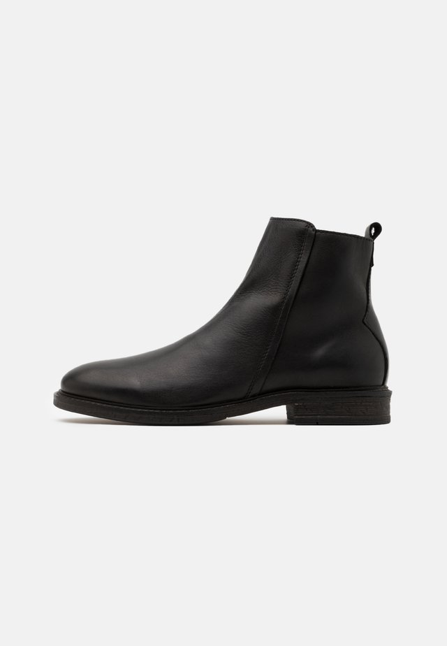 JFWWALTER ZIP BOOT - Classic ankle boots - anthracite