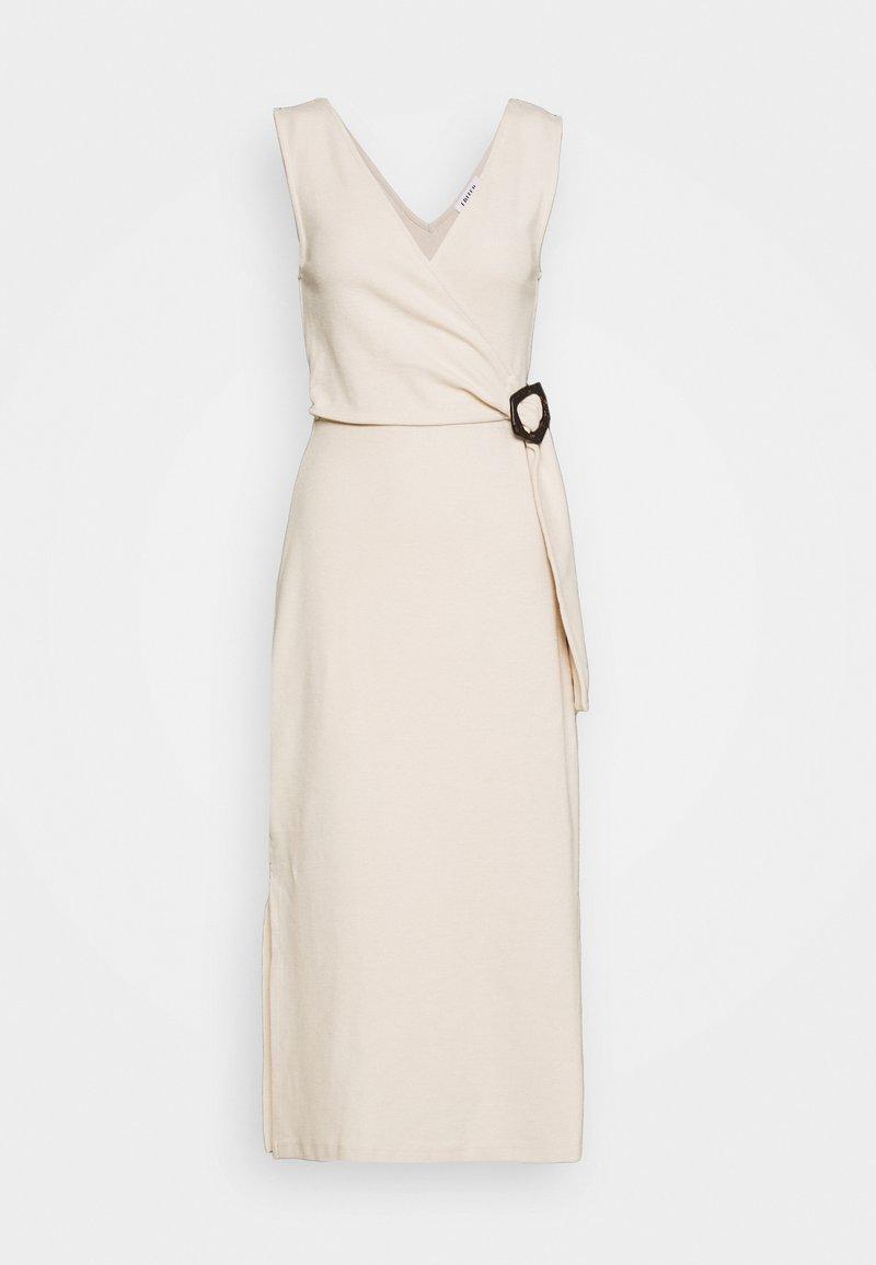 EDITED - VARINIA DRESS - Day dress - creme