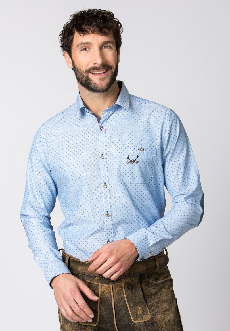 Stockerpoint - Shirt - blue
