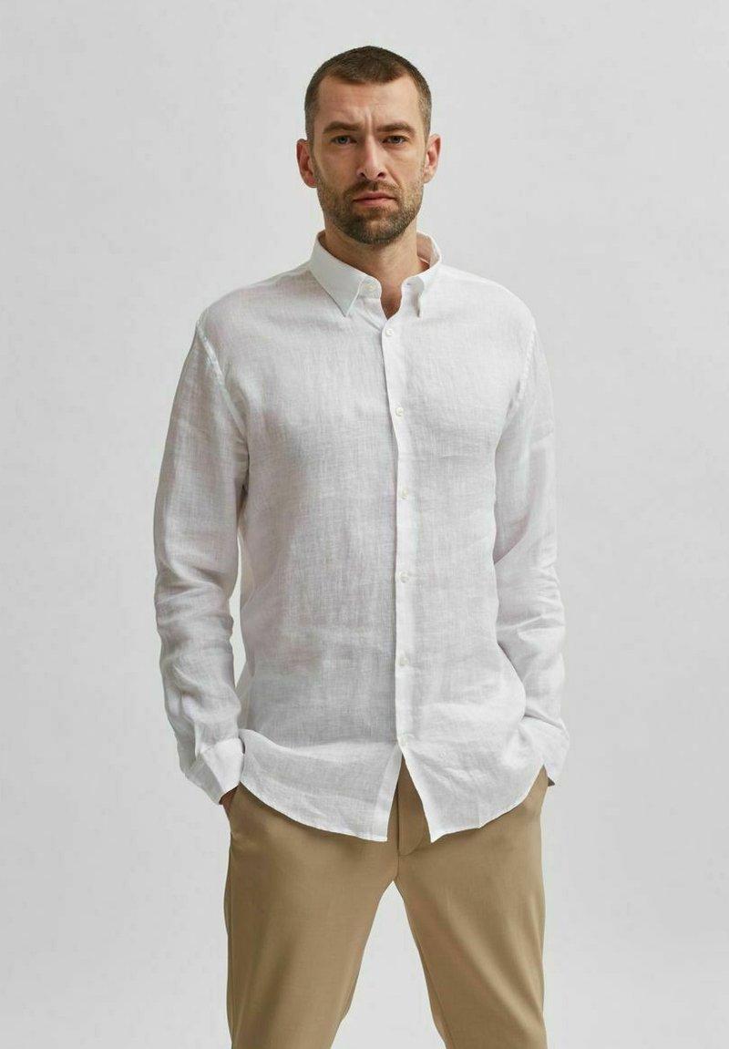 Selected Homme - Overhemd - white