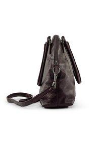 Klondike 1896 - ELLA - Handbag - dunkelbraun - 3