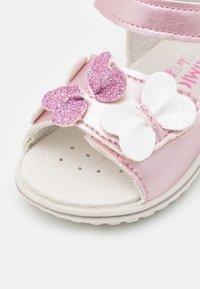 Primigi - Sandals - rosa/bianco - 5