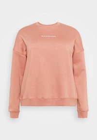 Missguided Plus - BASIC  - Sweatshirt - mauve - 3