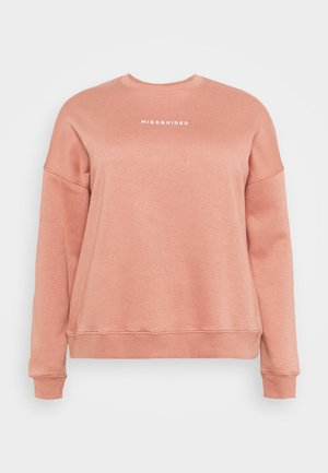 BASIC  - Sweater - mauve