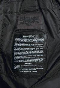 Blauer - GIUBBINI CORTI IMBOTTITO - Down jacket - black - 7