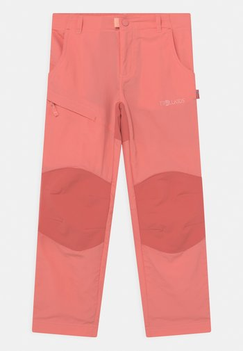 HAMMERFEST PRO SLIM FIT UNISEX - Outdoor trousers - coral rose