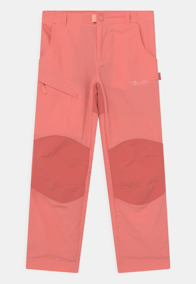 HAMMERFEST PRO SLIM FIT UNISEX - Outdoorbroeken - coral rose