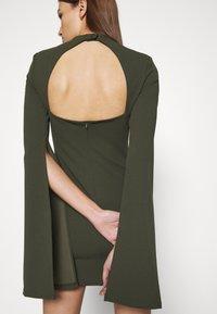 Mossman - THE SENSE OF MYSTERY DRESS - Jersey dress - khaki - 3