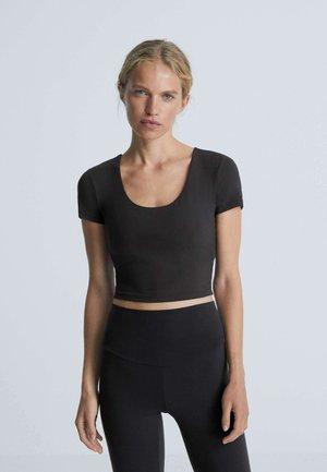 COMFORTLUX  - T-shirt basic - black