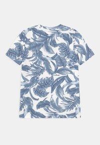 Abercrombie & Fitch - Print T-shirt - dark blue - 1