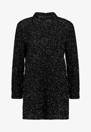 DUA LIPA X PEPE JEANS - Korte jurk - black