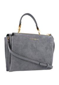 Coccinelle - ARLETTIS  - Handbag - ash grey - 1