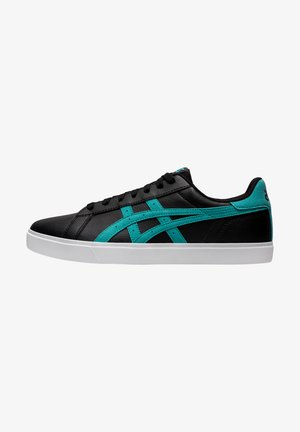 Trainers - black/techno cyan