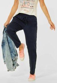 Cecil - CASUAL FIT HOSE - Trousers - blau - 2