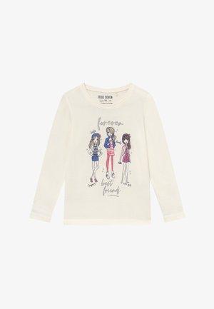 KIDS BEST FRIENDS  - Long sleeved top - offwhite