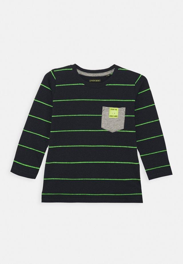 BOYS  - T-shirt à manches longues - navy blazer