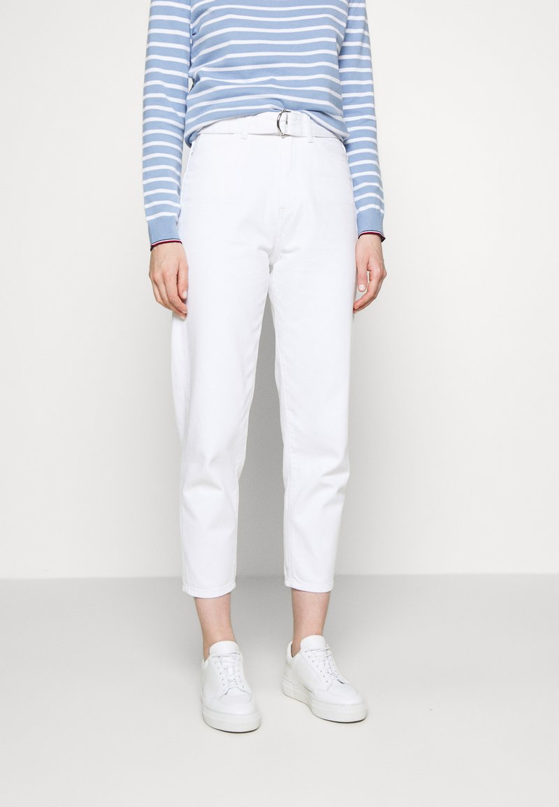 Tommy Hilfiger - Jeans Tapered Fit - white