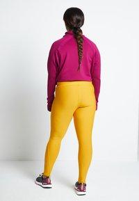 adidas Performance - ASK C.RDY - Leggings - yellow - 3