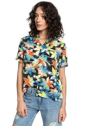 CAMP - Button-down blouse - black star gazer