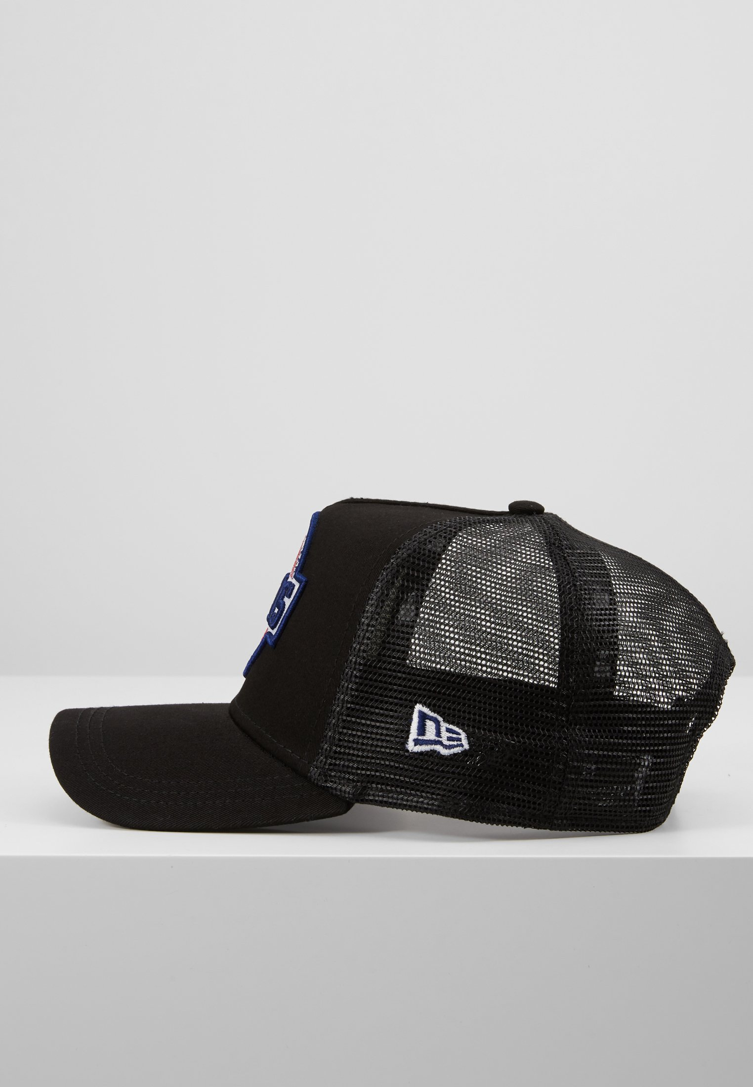New Era Usa Patch Trucker - Cap Black/schwarz