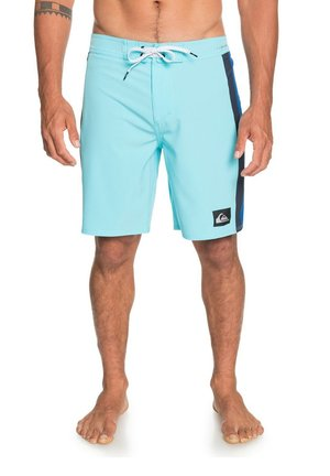 HIGHLINE ARCH - Swimming shorts - pacific blue