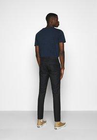 Gabba - MARCEL TEE - Basic T-shirt - eclipse - 2
