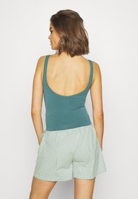 BDG Urban Outfitters - IMOGEN TANK - Topper - pine green - 2