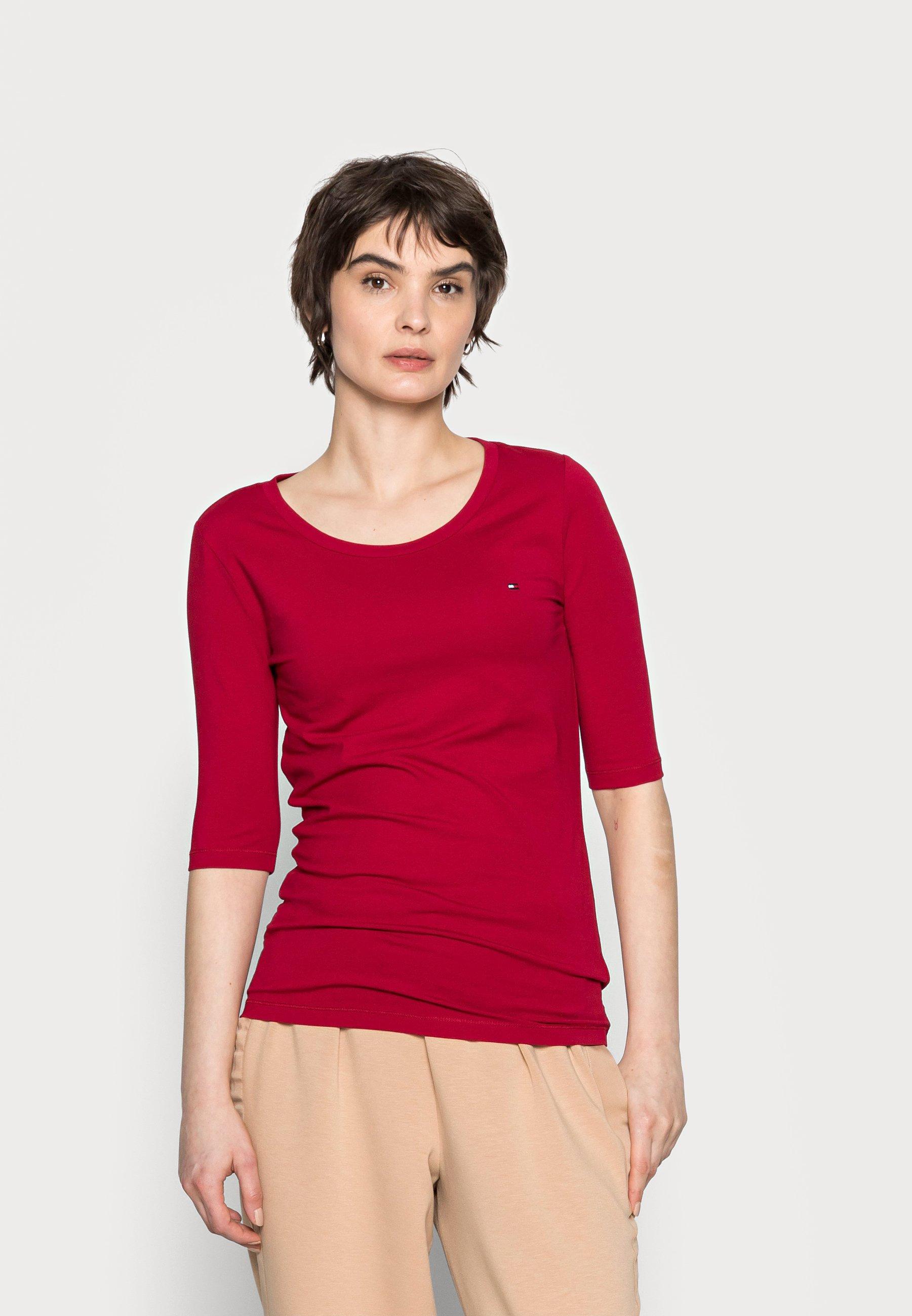 Women ESSENTIAL SOLID - Basic T-shirt