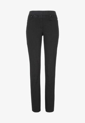 STYLE PAMINA - Slim fit jeans - black