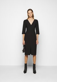 HUGO - KALAYLA - Shift dress - black - 1
