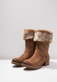 Rieker - Winter boots - brown - 4