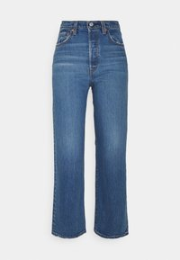Levi's® - RIBCAGE STRAIGHT ANKLE - Straight leg jeans - jive together - 0