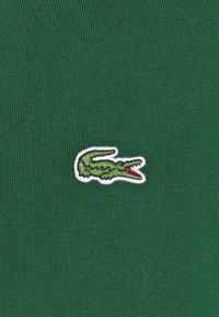 Lacoste - CLASSIC HOODIE - Zip-up sweatshirt - green - 6