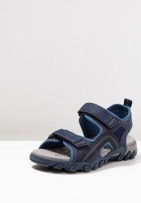 Superfit - HIKE - Sandals - blau - 2