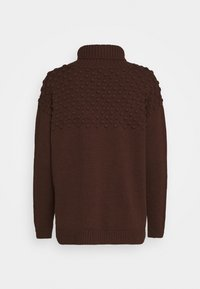 esmé studios - SABLE JUMPER - Jumper - shaved chocolate - 1