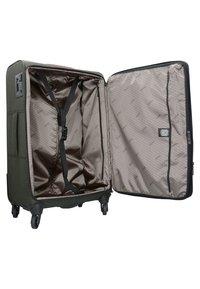 Stratic - Wheeled suitcase - khaki - 4