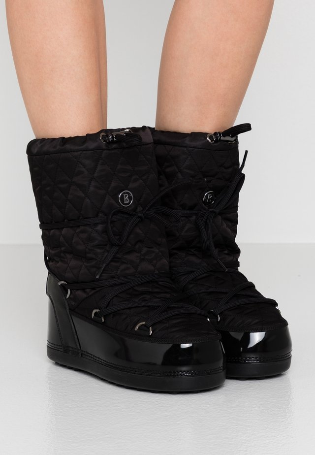 NEW TIGNES  - Winter boots - black