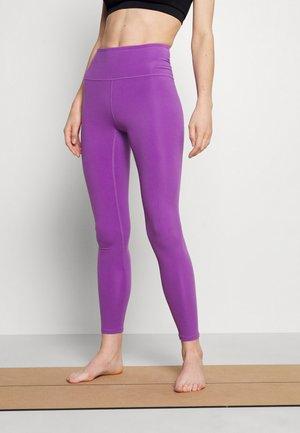 Leggings - lilac purple medium