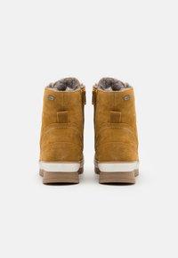 Jana - Winter boots - safron - 3