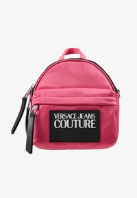 Versace Jeans Couture - TAB MINI BACKPACK - Batoh - fuxia - 6