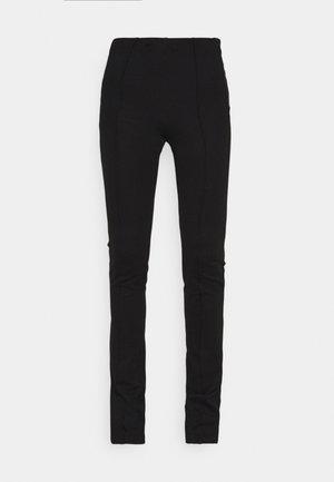 MAEVE PANTS WOMEN - Trousers - black