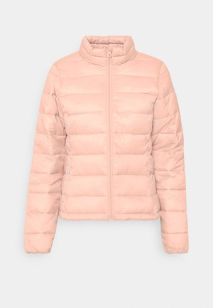 ONLSANDIE QUILTED JACKET  - Light jacket - misty rose