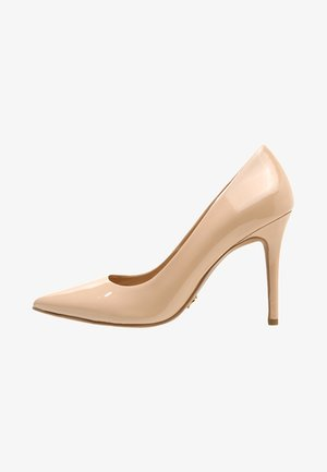 CLAIRE - Højhælede pumps - light blush