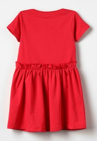 Blue Seven - Sukienka z dżerseju - hochrot - 1
