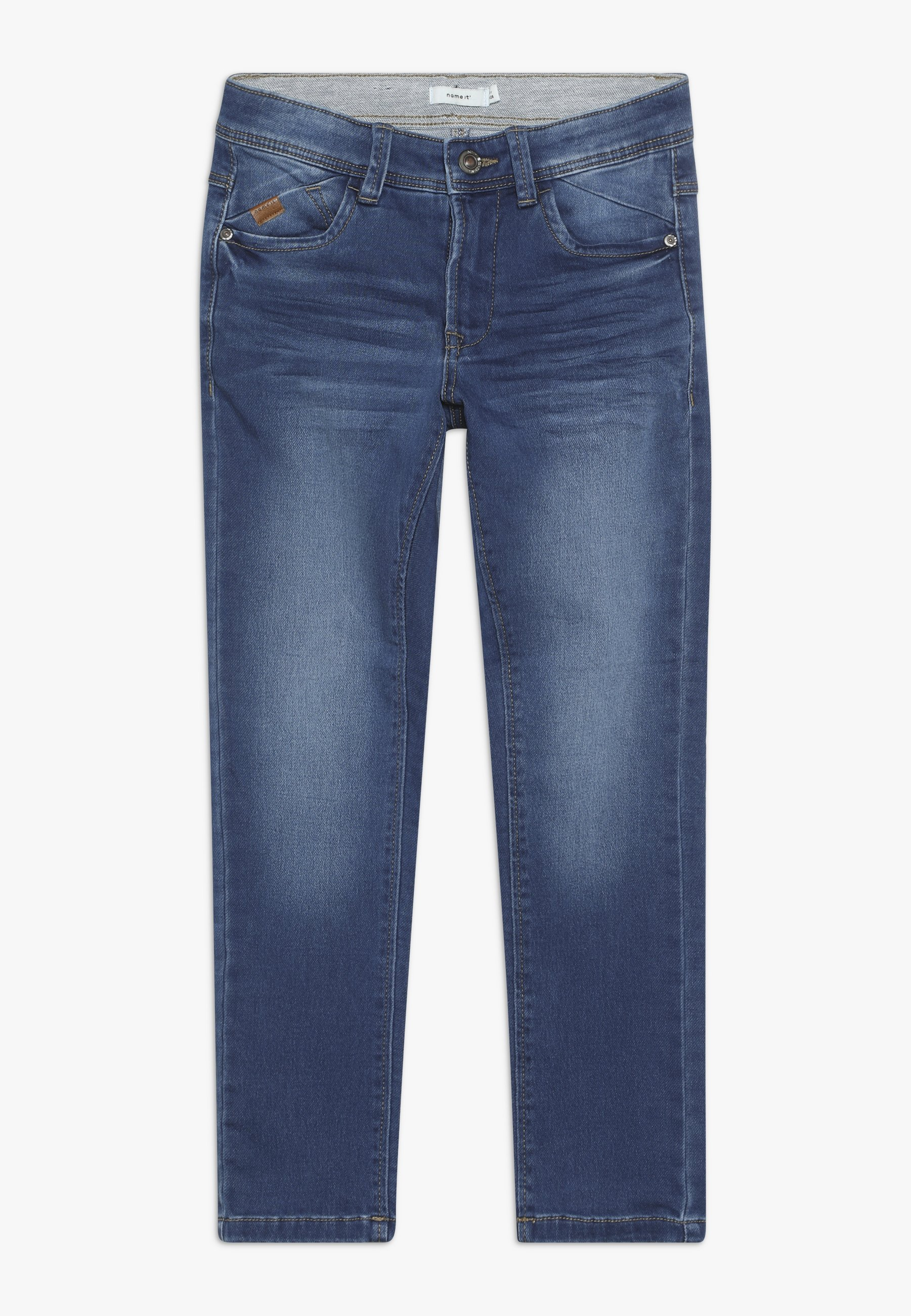 Kinder NKMBABU PANT - Jeans Straight Leg