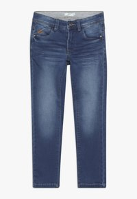Name it - NKMBABU PANT - Džíny Straight Fit - medium blue denim - 0