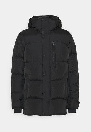 SCALIN - Lyžařská bunda - black